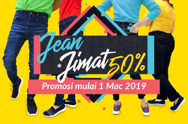 Promosi Jean