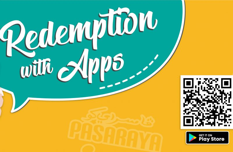Redemption with Apps