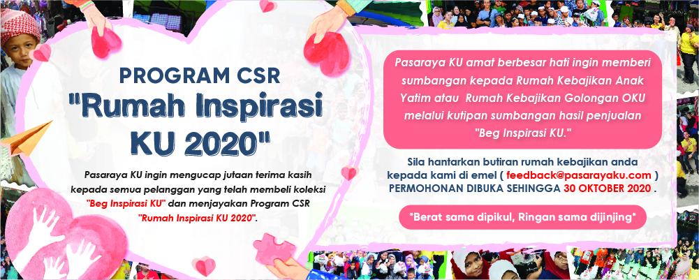 CSR programme 2020